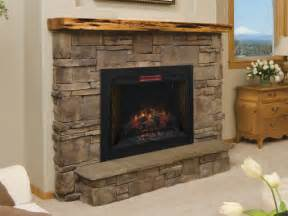classicflame 33 in infrared fireplace insert flush mount
