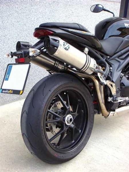 Motorrad Auspuff Finanzierung by Auspuff Ixil Conical Xtrem Shorty Triumph Speed Triple 11
