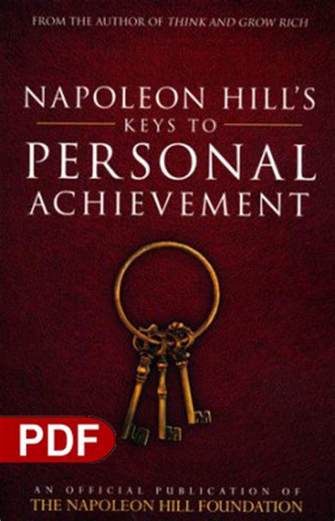 napoleon bonaparte biography pdf download napoleon hill s key s to personal achievement e book pdf