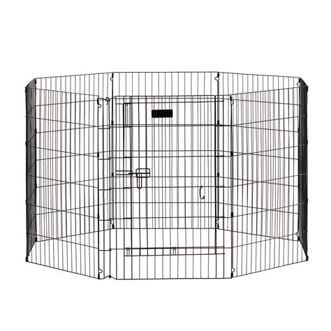 exercise pen for dogs indoor pen precision pet black ultimate exercise pens