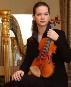 The violin shop hilary hahn professional violinist girl next door