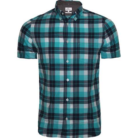 Sleeve Check Shirt s next branded check shirt sleeve shirt casual