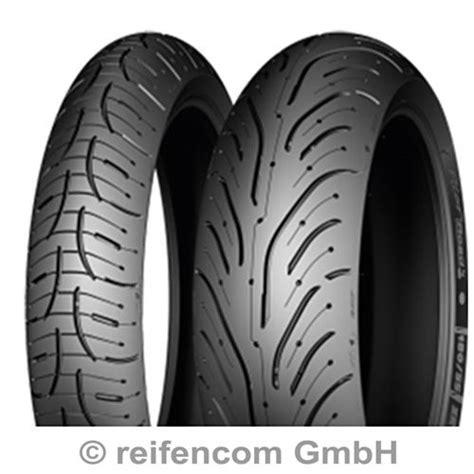 Motorradreifen Michelin Pilot 4 by Michelin Motorradreifen 120 70 Zr17 58w Pilot Road 4 F M