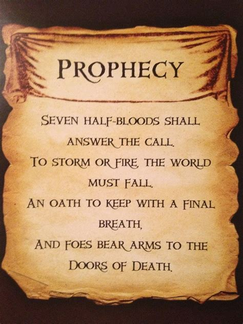 The Prophecy A Thriller the 25 best the prophecy ideas on percy