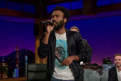 childish gambino james corden missinfo tv 187 donald glover jams out with reggie watts on