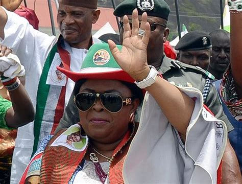 patience jonathan and her 31 million skye bank accounts nigerian news desk