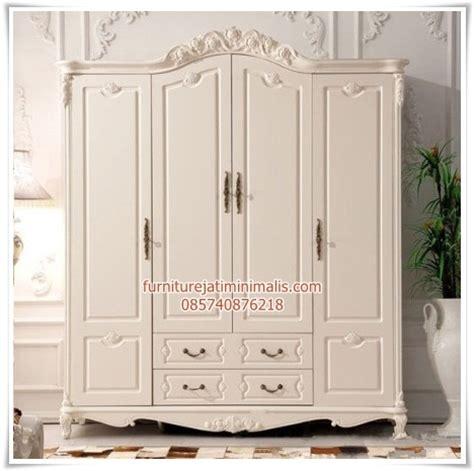 Kamar Set Angola Almari Pintu 4 lemari pakaian minimalis 4 pintu modern lemari pakaian furniture jati minimalis furniture
