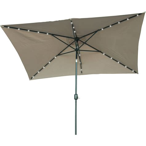 Patio Umbrellas Rectangular by Table Umbrellas At Furniture Complete