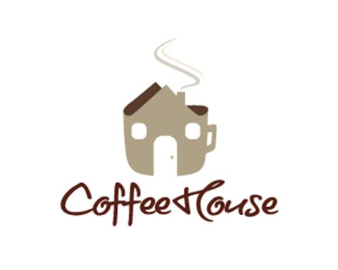 coffee house logo design coffee house designed by amir66 brandcrowd