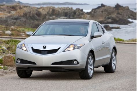 Parent Company Of Acura by 2010 Acura Zdx Priced From 45 495