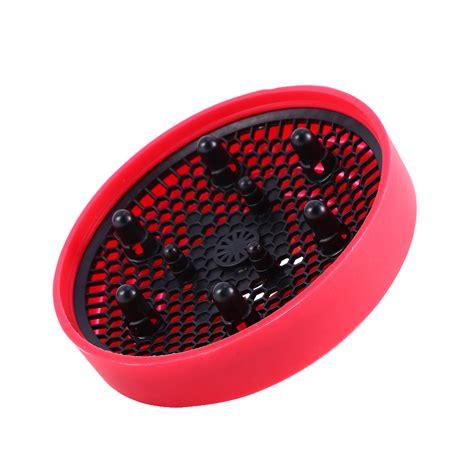 Folding Hair Dryer Diffuser silicone folding hairdryer diffuser cover for hair dryer