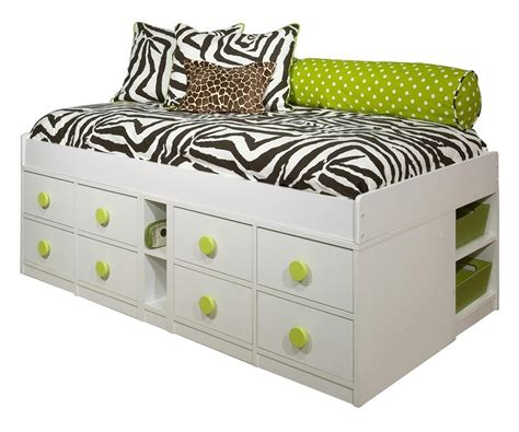 Twin Bed Frame With Drawers Twin Bed Frame Wood Twin Bed A Bed Frame With Drawers