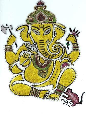 Handmade Ganesh Ji - handmade traditions
