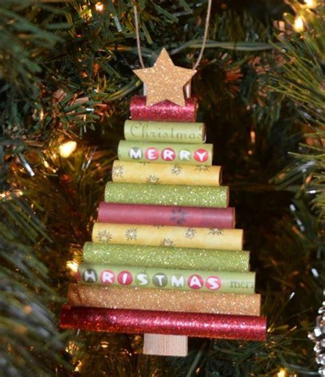 weihnachtsbaumschmuck ideen weihnachtsschmuck basteln kreative ideen zum nachmachen