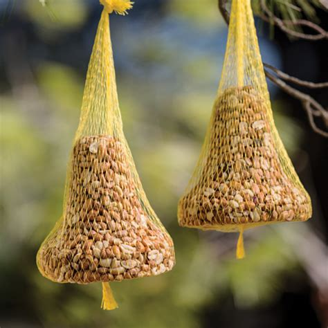 how to make seed bells for parrots duncraft peanut bird seed bell