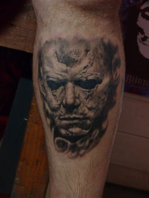 michael meyers tattoos