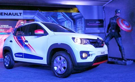 renault america renault kwid edition launched price rs 29 990