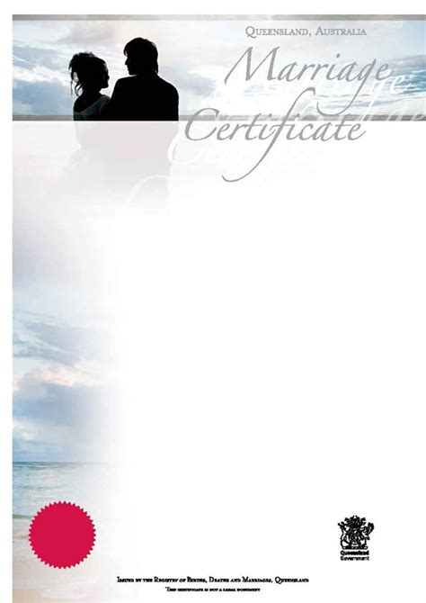 Search marriage certificates