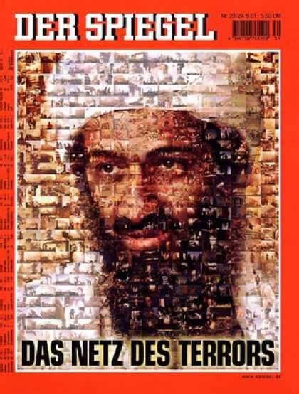 Dekor Spiegel by Coverage Of September 11 In German Newsmagazine Der