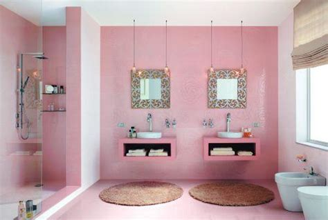 pretty pink bathroom designs pretty pink bathroom designs