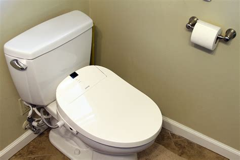 washroom bidet editor s review of the coway ba 13 toilet seat bidet