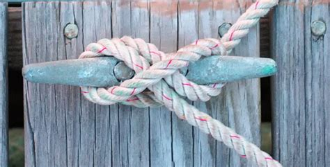 boat knots to know 5 knots every boater should know boat