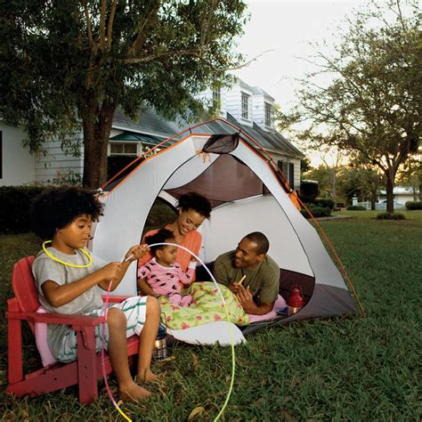 backyard family fun 14 ideas for cing out in your backyard parenting