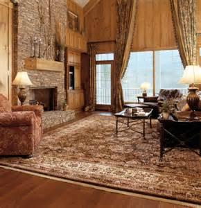 rustic rugs for living room shaw area rug european elegance in brown
