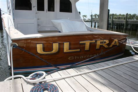 charleston boat ultra charleston boat transom boats transom artwork