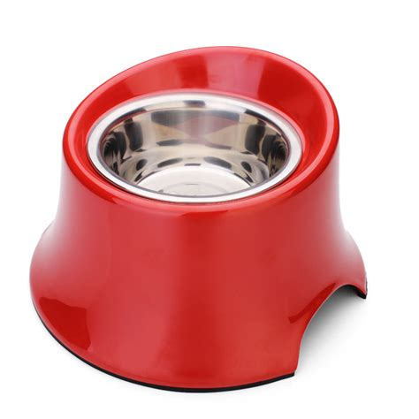 db 07 pet bevel high bowl stainless steel bowl