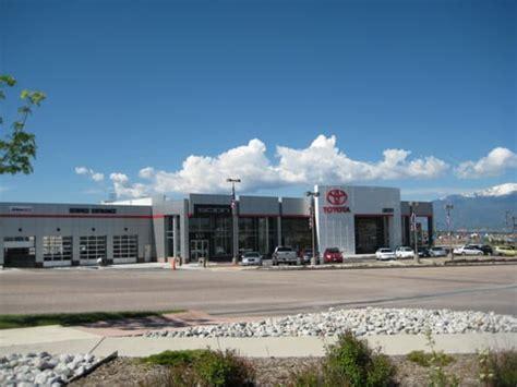 Liberty Toyota Colorado Springs Larry H Miller Liberty Toyota Auto Repair Yelp