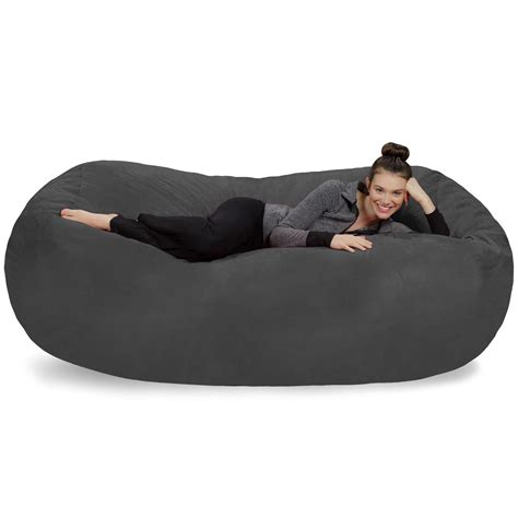 sofa sack bean bag amazon com sofa sack bean bagsgiant bean bag lounger 7 5