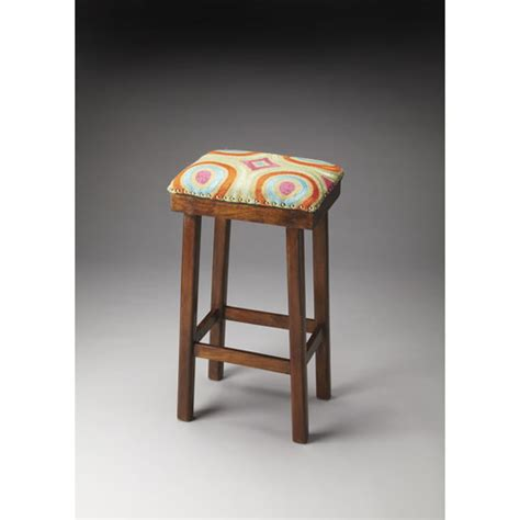 Multi Colored Stool by Multi Colored Counter Height 18 To 26 Inch Bar Stools