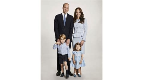 prince william and kate prince william kate middleton family card