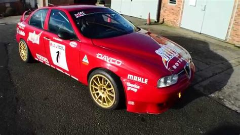 alfa romeo race car for sale alfa romeo 156 production touring btcc race car for