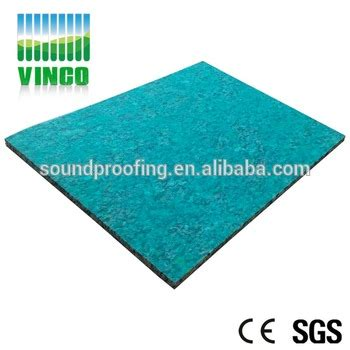 noise reduce acoustic floor carpet foamrebond sound