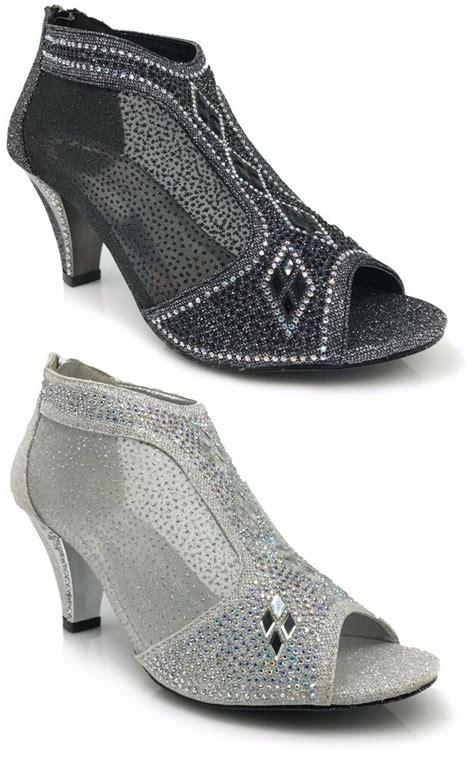 evening dress shoes rhinestones high heels platform wedding black kinmi26 ebay