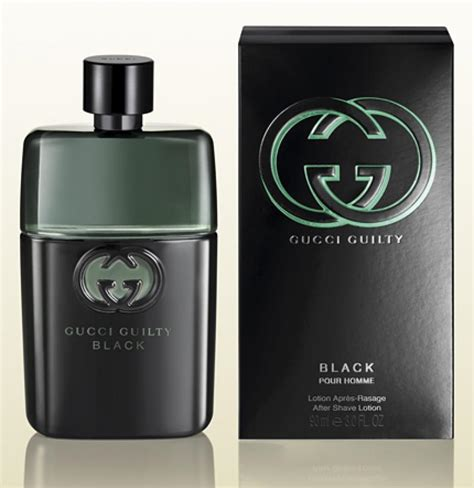 Parfum Black new 2013 fragrance gucci guilty black by gucci for