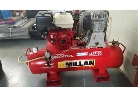 used mcmillan mcmillan air compressor portable petrol compressors in townsville qld price 3 200