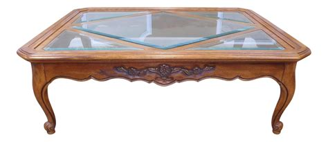 drexel heritage coffee table drexel heritage cabernet collection coffee table chairish