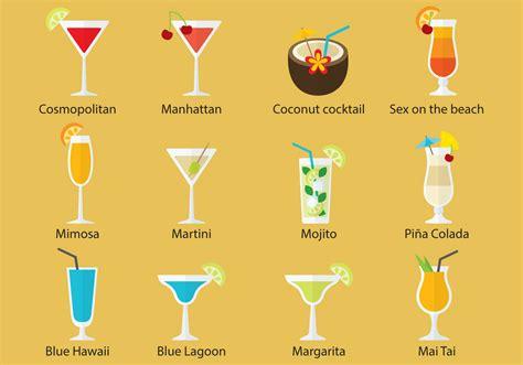 cocktail vector cocktail vectors download free vector art stock