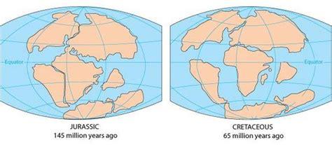 map of america during jurassic period veritas w mel fabregas jurassic period facts