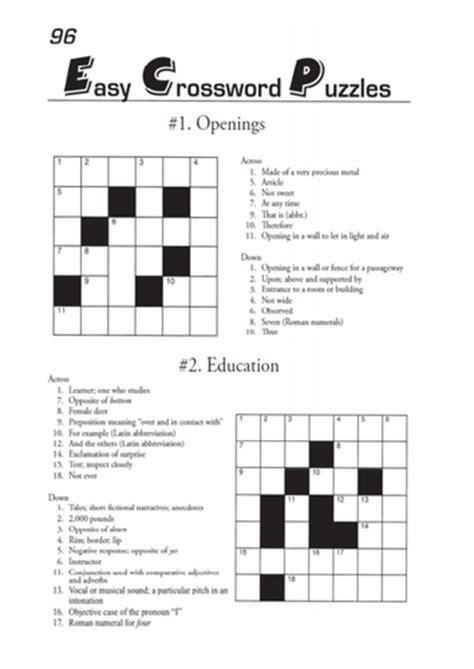 easy crossword puzzles uk irregular verbs crossword by foudilmax uk teaching