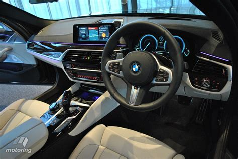 5 Series Bmw Interior by 2017 Bmw 5 Series Bmw G30 Interior Dashboard Indian