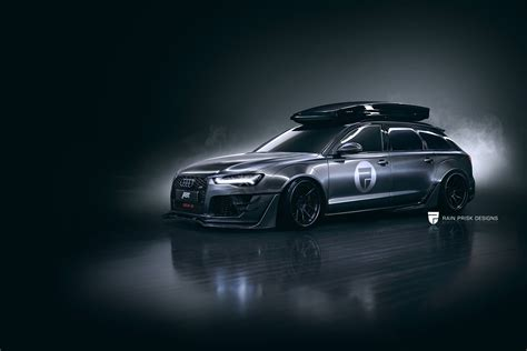 Best New Home Designs rain prisk abt audi rs6 r wide body