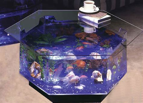 coffee table fish tank 20 creative and fish tank aquariums spicytec