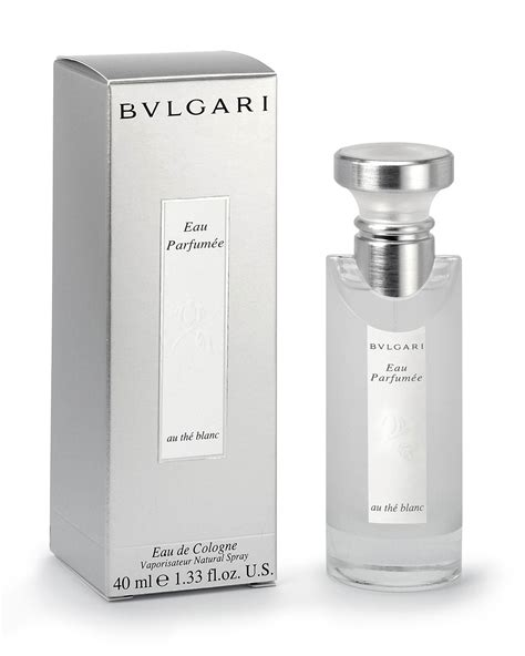 Bvlgari Au The Blanc 2884 by Bvlgari Blanc White Gold
