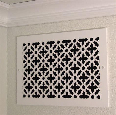 decorative wall register decorative heritage heating vent register cover