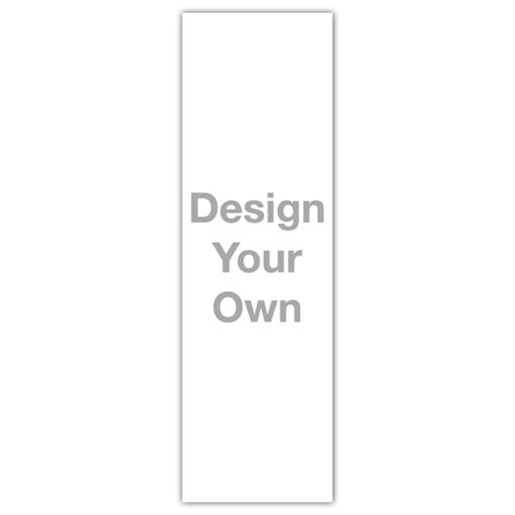 Create Your Own Blueprint | design your own bookmarks fully customizable iprint com
