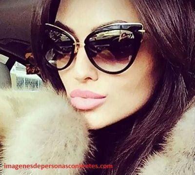 imagenes mujeres oscuras 4 chavas o mujeres bonitas con gafas oscuras de sol de